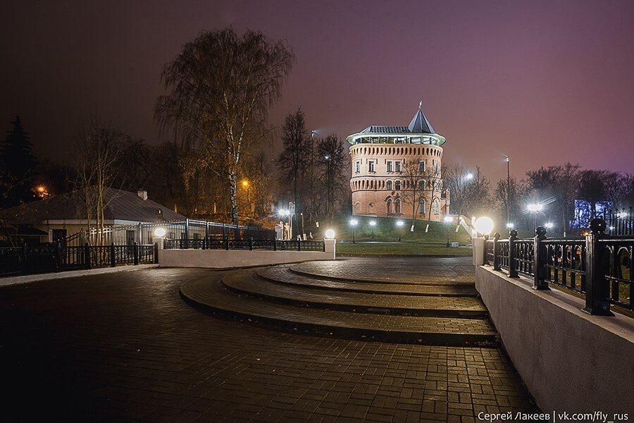 общем моему город владимир ночью фото том
